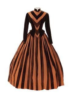 Jennifer Jones costume from Madame Bovary