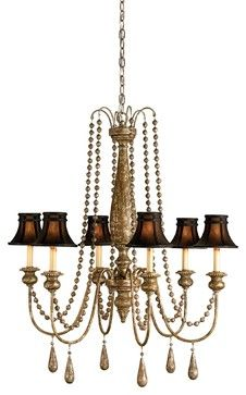 Eminence Chandelier traditional chandeliers