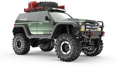 The Redcat Racing Everest Pro scale RTR scale rock crawler is changing the face of the R/C crawler world. Out of the box, The Pro comes standard Rc Crawler, Vw Bus, Super Swamper Tires, Auto Union 1000, Wiking Autos, Rc Trucks, Roll Cage, Roof Rack, Rc Cars