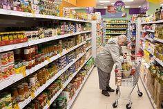Россиян готовят к резкому росту цен на еду