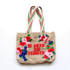 bag embroidery