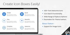 "Icon Box for Visual Composer v1.4.5.1 Free Download Download  Icon Box for Visual Composer v1.4.5.1 Ultimate Addons for Visual Composer is the master plugin that includes many features, including all that are in ""Icon Box for Visual Composer"" plugin. Icon Box for Visual Composer v1.4.5.1..."
