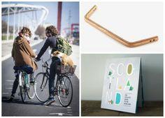 Weekly Inspiration #29 - Uma Lisboa Ciclista blog by Artur Lourenço, Classica Bikes wooden handlebars and Middle of Nowhere by Rebecca J Kaye.