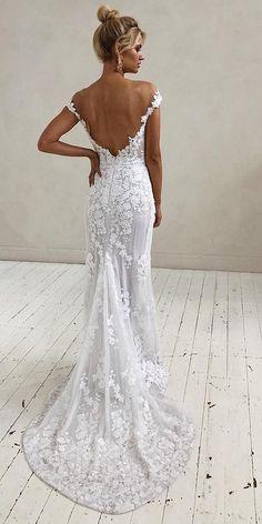 Lace Beach Wedding Dress, Western Wedding Dresses, Top Wedding Dresses, Backless Wedding, Wedding Dress Trends, Princess Wedding Dresses, Bridal Dresses, Wedding Gowns, 15 Dresses