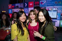 At Windows Phone Launch Party