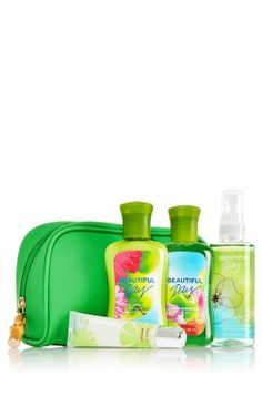 Beautiful Day Travel Size to go Gift Set - Signature Collection - Bath & Body Works