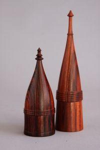 Richard Raffan - Tower Boxes, 2002
