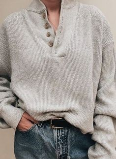 These Pullover are used to take your outfit from fundamental to actually fab in situations. Get inspired Pullover - Outfit Mode Outfits, Fashion Outfits, Womens Fashion, Jean Outfits, Fashion 2018, Fashion Online, Fashion Ideas, Fashion Trends, Looks Style