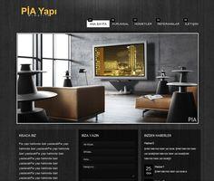 Pia Yapı Web Tasarım