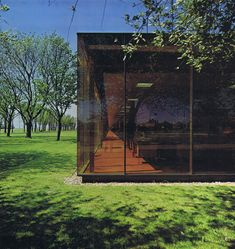 IBM Pilot Head Offices, Cosham, Hampshire, UK, 1973  (Norman Foster)