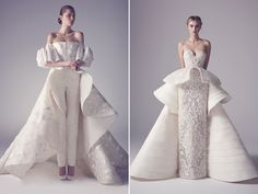 Two Gowns in One! 26 Fashion-Forward Convertible Wedding Dresses You'll Love