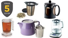 Five Best Tea Steepers
