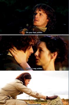 """Soldier"" Outlander Season 2 Finale"