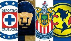 Clubes de futbol populares-Liga MX Club Chivas, Club Pachuca, Premier League, Club Mexico, Liga Premier, Football Mexicano, Uefa Champions, Music