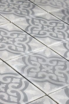 Marrakech Design - klinker till badrummet uppe?
