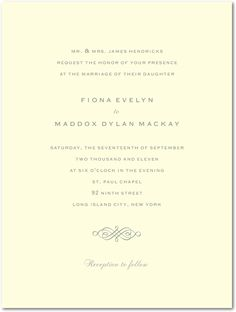Simple LoveLP Charcoal Letterpress Wedding Invitations Designed by: simplyput by Ashley Woodman for Wedding Paper Divas