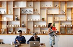 Bakery and coffee shop the Mill draws customers to lower Divisadero Street, which has seen rapid change  in recent years. The Mill and Bi-Ri...