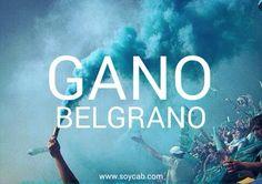 GANO #BELGRANO - www.soycab.com #soycabcba http://ift.tt/1Spu7uuwww.soycab.com #soycabcba http://ift.tt/1Spu7uu