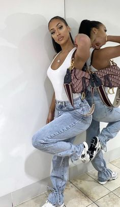 Summer Fashion Tips .Summer Fashion Tips Chill Outfits, Swag Outfits, Dope Outfits, Trendy Outfits, Summer Outfits, Fashion Outfits, Dress Outfits, Black Girl Fashion, Look Fashion
