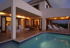 This villa is located in the northwestern part of Anguilla and offers luxury, relaxation and spectacular ocean view.