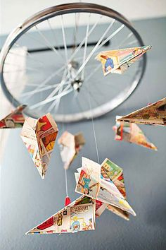 Fly high with these DIY paper planes!
