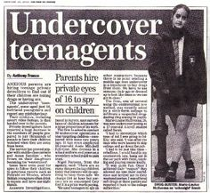 National newspaper articles on Private Investigator Answers Investigation : http://www.answers.uk.com/admin/medianationalnews.htm Tel: 0207 158 0332 http://www.answers.uk.com