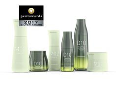 念相创意|作品 - COSMETEA Cosmetic Containers, Cosmetic Bottles, Japanese Packaging, Makeup Package, Skincare Packaging, Fruit Tea, Bottle Packaging, Bottle Design, Soap Dispenser