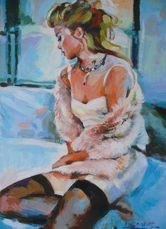Barbara Gulbinowicz - Polish artist