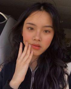 asian makeup – Hair and beauty tips, tricks and tutorials Makeup Goals, Makeup Inspo, Makeup Inspiration, Natural Makeup Looks, Simple Makeup, Asian Makeup Natural, Asian Makeup Looks, Natural Beauty, Beauty Make Up