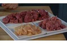 The Type of Meat Used at Fondue Parties | eHow