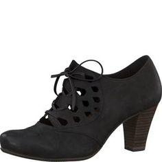 Tamaris-Schuhe-Schnürer-BLACK-Art.:1-1-23305-22/001