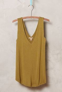 Bordeaux Double-V Swing Tank #anthrofave
