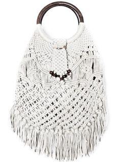 knit handbag #UNIQUE_WOMENS_FASHION
