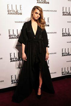 Cara Delevigne en ELLE Style #eventos #fashion #celebrity