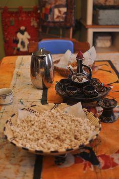 {Ethiopian Recipes}.