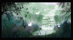 Kamuro illustrator on Behance