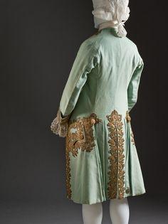 Suit, ca 1760 France