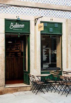 Baldoria – Garrafeira and Bar.