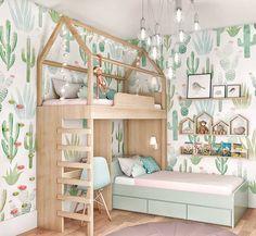 Quartos Nail Polish y&s gel nail polish colors Bed For Girls Room, Bedroom Decor For Teen Girls, Cute Bedroom Ideas, Room Ideas Bedroom, Lego Bedroom, Childs Bedroom, Kid Bedrooms, Child Room, Kids Bedroom Designs
