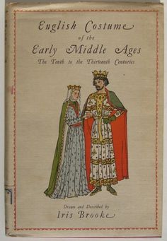 English costume of the Early Middle Ages