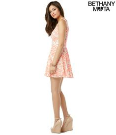 Bethany Mota Spring Collection - This is sooooo prettie!!!