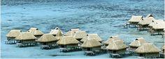 Sofitel la Ora Moorea Overwater Bungalows #tahiti