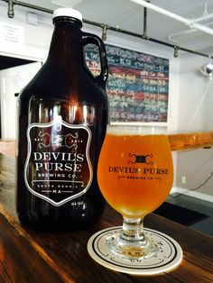You can't quite call it Napa East yet but Cape Cod's list of home-grown wineries, breweries and distilleries just got a bit stouter with the addition of South Dennis' own Devil's Purse Brewing...