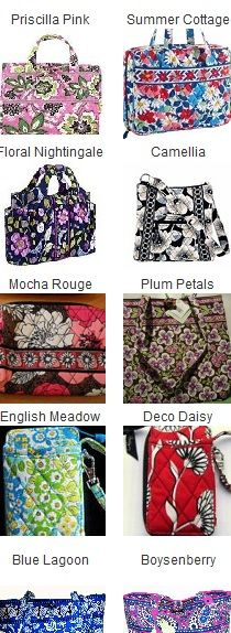 40 Best Vera Bradley Patterns Images On Pinterest In 40 Vera Best Vera Bradley Pattern Names