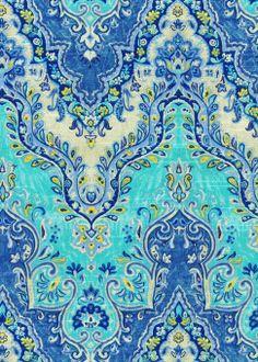 Home Decor Print Fabric- Waverly Palace Sari/Prussian at Joann.com