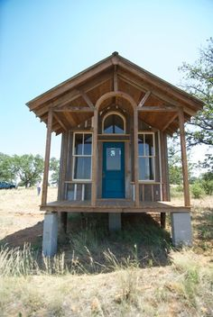 Little tiny house :)