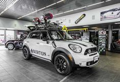 Ultimate Off Road lift kit customised Mini Countryman and Paceman – Mini Works Mini Cooper 4x4, Mini Cooper Paceman, Mini 4x4, Mini Cooper Custom, Cooper Countryman, Mini Countryman Accessories, Mini Copper, Drag Racing, Auto Racing