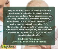 Sobreestimulación del sistema inmunitario con las vacunas