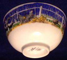 Colonial Williamsburg Matthew Rice Soup Bowl Decorative Andrea Sadek Rooster