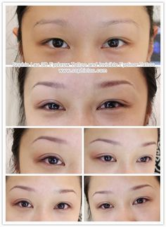 Korean 3D Eyebrow Tattoo | Everything You Need To Know | Before ...